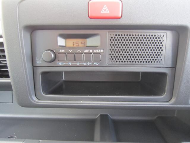 スバル サンバートラック JA 4WD マニュアル 届出済み未使用車
