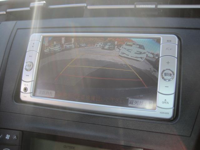 トヨタ プリウス S 純正ナビTV Bカメラ スマートキー 1オーナー車