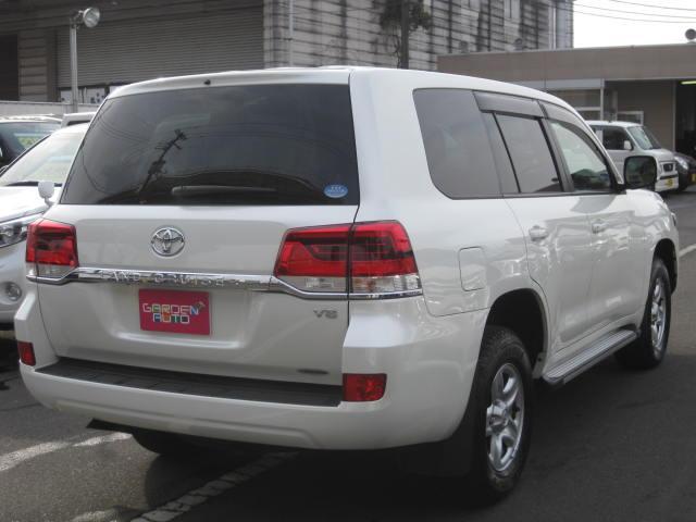 トヨタ ランドクルーザー GX  4WD 純正ナビTV プリクラッシュセーフティー