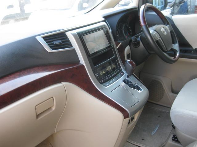 240X トヨタHDDナビ 両側電動ドア 1オーナー車(14枚目)