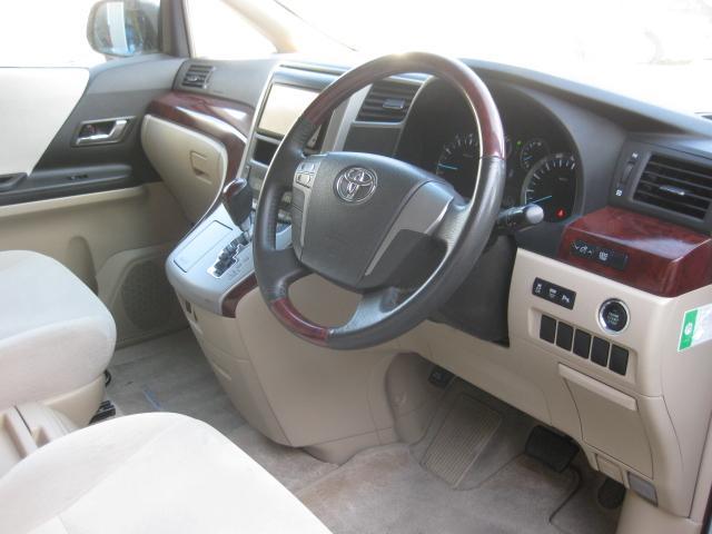 240X トヨタHDDナビ 両側電動ドア 1オーナー車(19枚目)