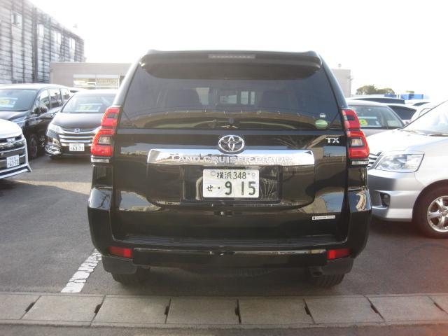 TX 軽油 7人 トヨタセフテーセンス(3枚目)