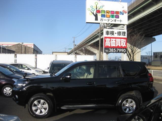 TX 軽油 7人 トヨタセフテーセンス(5枚目)