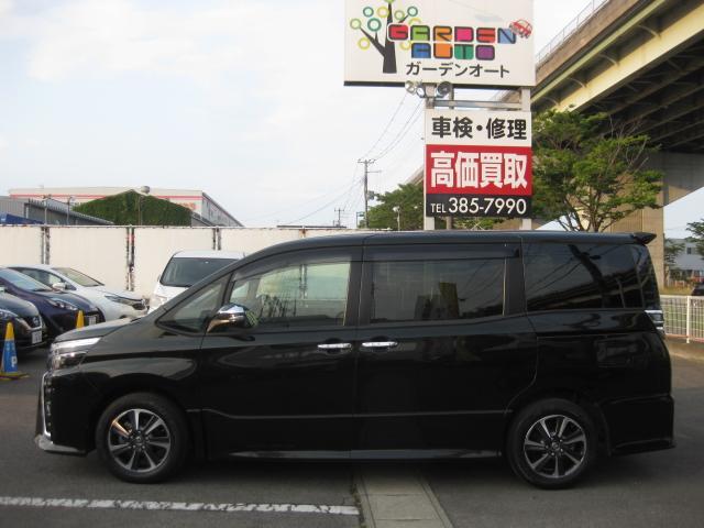 ZS 煌 トヨタセフテーセンス 9インチナビ フリップダウンモニター TV Bカメラ 両側自動ドア(5枚目)