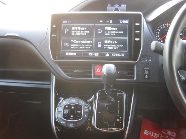 ZS 煌 トヨタセフテーセンス 9インチナビ フリップダウンモニター TV Bカメラ 両側自動ドア(11枚目)