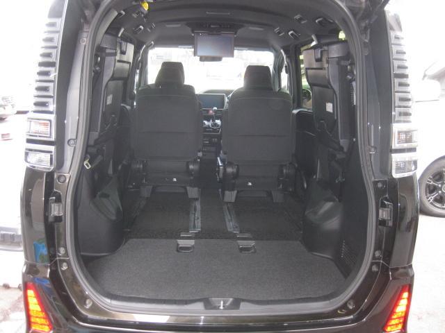 ZS 煌 トヨタセフテーセンス 9インチナビ フリップダウンモニター TV Bカメラ 両側自動ドア(18枚目)