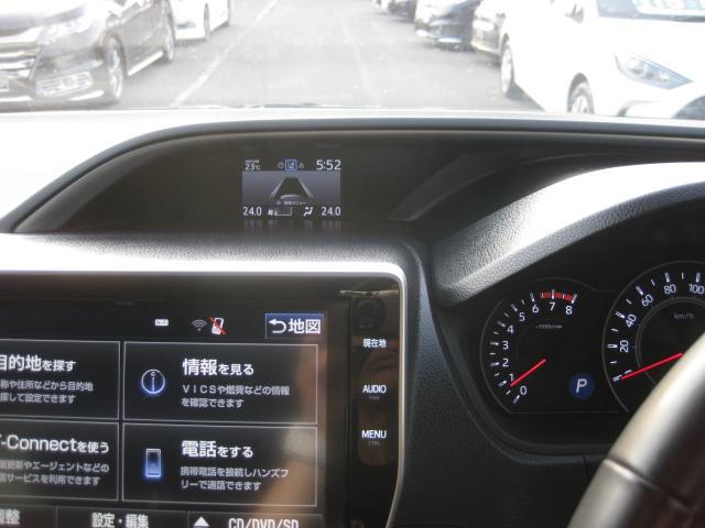 ZS 煌 トヨタセフテーセンス 9インチナビ フリップダウンモニター TV Bカメラ 両側自動ドア(26枚目)