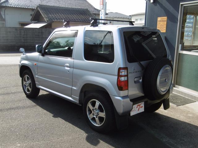 三菱 パジェロミニ VR 4WD YAKIMAルーフラック ターボ ETC