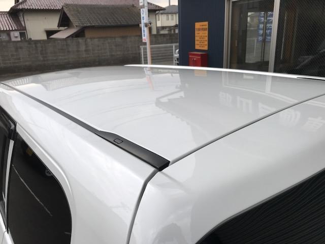 NEWペイントパールホワイト 四駆 リフトアップ MTタイヤ(20枚目)