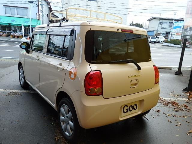 スズキ アルトラパン X 4WD CD スマートキー ルーフキャリア