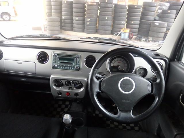 スズキ アルトラパン SS 4WD ターボ 5速マニュアル CD キーレス