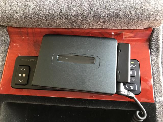 トヨタ センチュリー コラムシフト 純正DVDナビ パワーシート CD キーレス