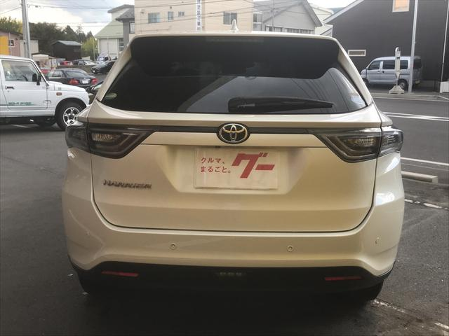 「トヨタ」「ハリアー」「SUV・クロカン」「青森県」の中古車6
