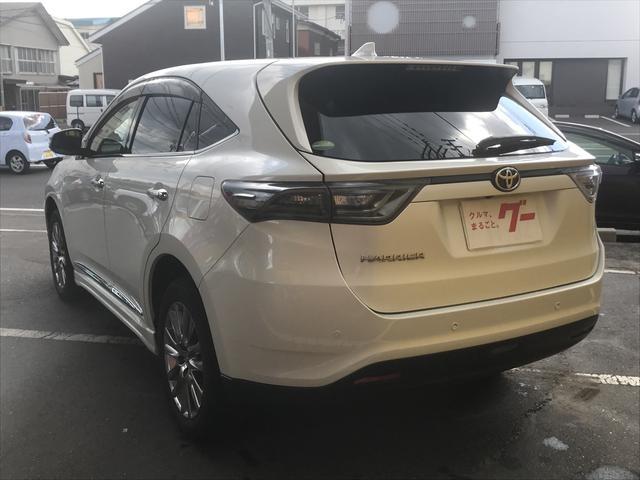 「トヨタ」「ハリアー」「SUV・クロカン」「青森県」の中古車7