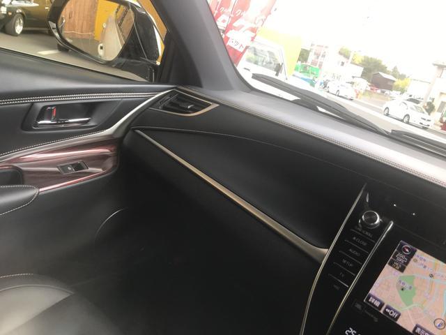 「トヨタ」「ハリアー」「SUV・クロカン」「青森県」の中古車51