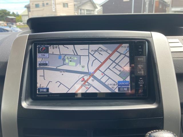 ZS 4WD パナソニックストラーダメモリーナビ フルセグTV バックカメラ CD DVD再生可 Bluetooth接続 スマートキー 純正16インチアルミ 左側電動スライドドア ETC 7人乗り(33枚目)