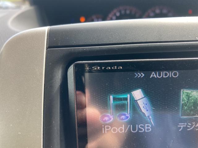 ZS 4WD パナソニックストラーダメモリーナビ フルセグTV バックカメラ CD DVD再生可 Bluetooth接続 スマートキー 純正16インチアルミ 左側電動スライドドア ETC 7人乗り(37枚目)