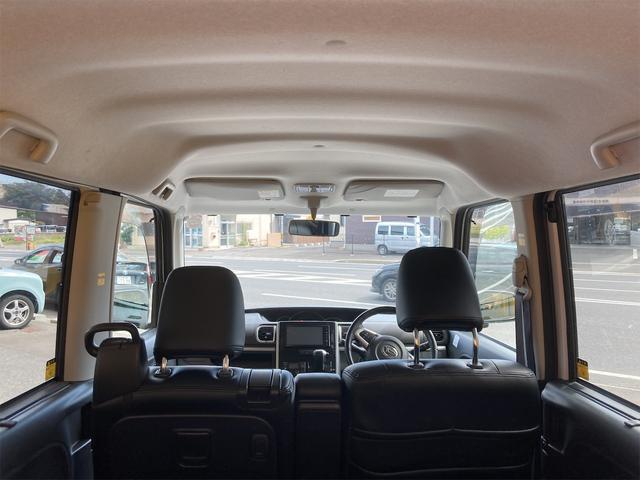 カスタムRS SA 4WD ターボ ワンオーナー 両側電動スライドドア パナソニックストラーダメモリーナビ フルセグTV CD DVD再生可能 バックカメラ エンジンスターター 14インチアルミ アイドリングストップ(13枚目)