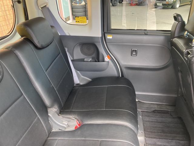 カスタムRS SA 4WD ターボ ワンオーナー 両側電動スライドドア パナソニックストラーダメモリーナビ フルセグTV CD DVD再生可能 バックカメラ エンジンスターター 14インチアルミ アイドリングストップ(17枚目)