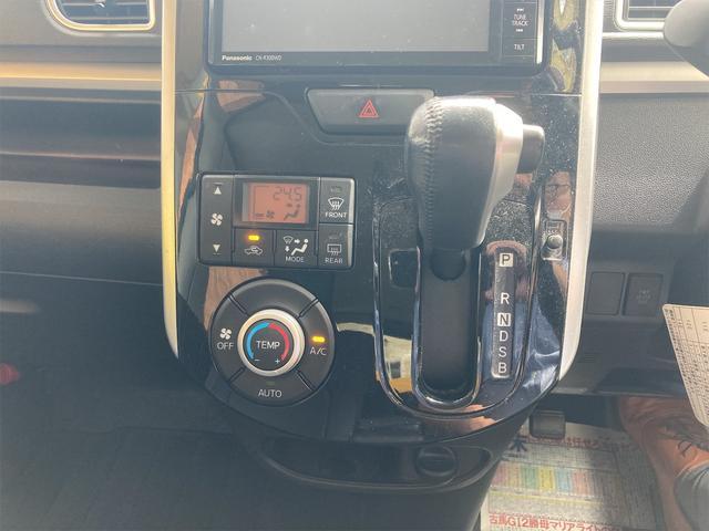 カスタムRS SA 4WD ターボ ワンオーナー 両側電動スライドドア パナソニックストラーダメモリーナビ フルセグTV CD DVD再生可能 バックカメラ エンジンスターター 14インチアルミ アイドリングストップ(31枚目)