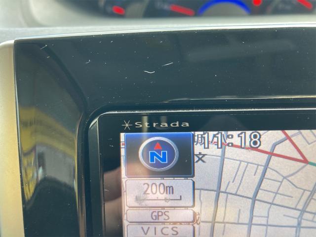 カスタムRS SA 4WD ターボ ワンオーナー 両側電動スライドドア パナソニックストラーダメモリーナビ フルセグTV CD DVD再生可能 バックカメラ エンジンスターター 14インチアルミ アイドリングストップ(38枚目)