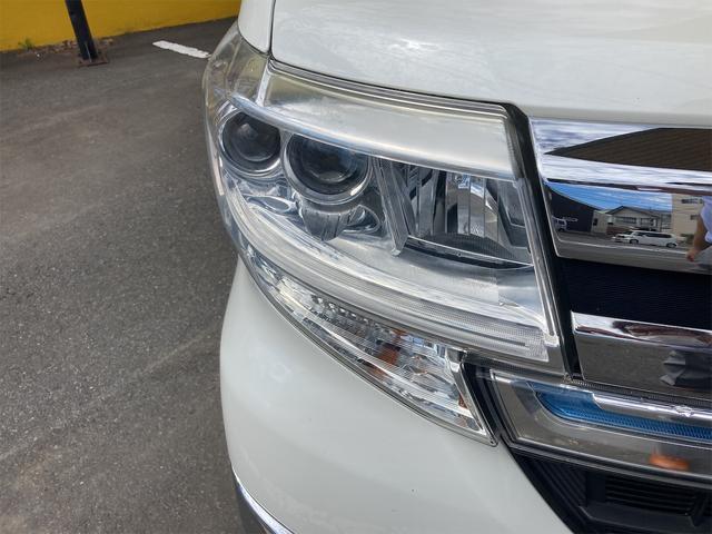 カスタムRS SA 4WD ターボ ワンオーナー 両側電動スライドドア パナソニックストラーダメモリーナビ フルセグTV CD DVD再生可能 バックカメラ エンジンスターター 14インチアルミ アイドリングストップ(52枚目)