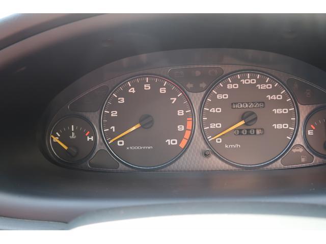 タイプR レカロシート 5速マニュアル エルシュポルト車高調(16枚目)
