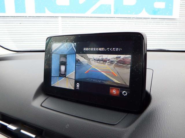 XDノーブルクリムゾン 4WD 純正SDナビ バックカメラ(19枚目)