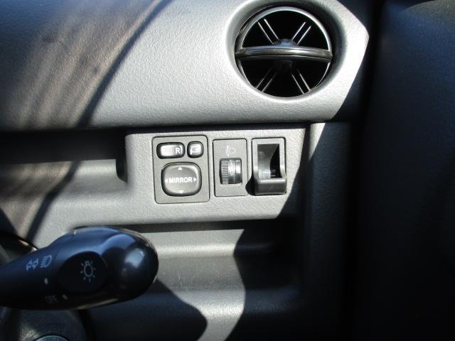 トヨタ bB SWバージョン HID ベンチシート 1年間距離無制限保証付