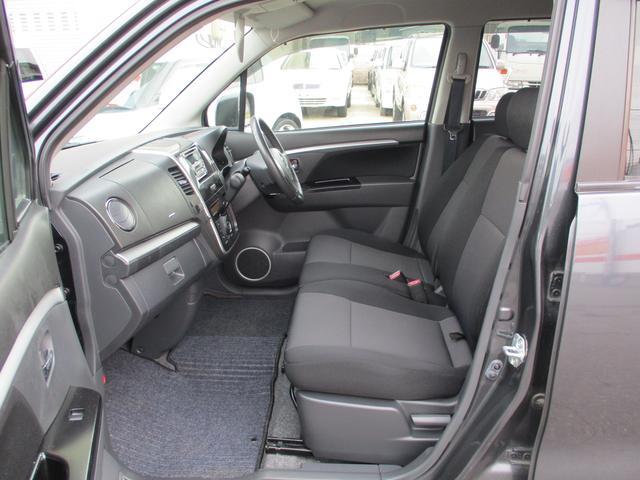 スズキ ワゴンRスティングレー X スマートキー HID CD ベンチシート