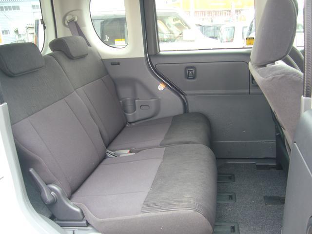 ダイハツ タント カスタムX 4WD 1年間距離無制限保証付き
