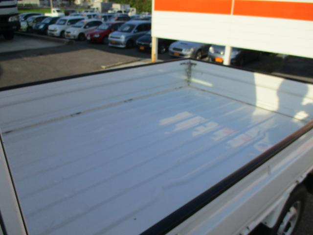 スズキ キャリイトラック KU MT 4WD 1年間距離無制限保証付き