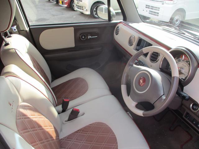 スズキ アルトラパンショコラ G 4WD 1年間距離無制限保証付き