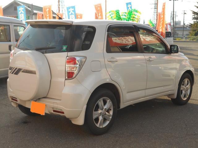 トヨタ ラッシュ G Lパッケージ 4WD 12ヶ月走行距離無制限保証付き