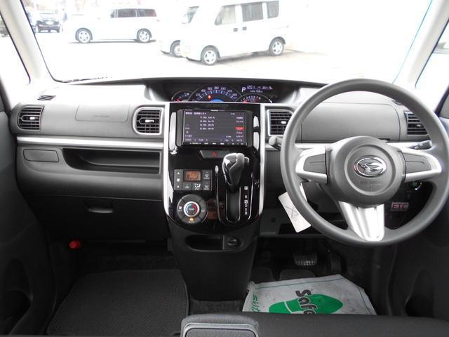 カスタムX SA 4WD 1年間走行距離無制限保証付き(9枚目)