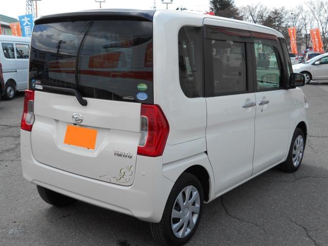 Xターボ SAII 4WD 1年間走行距離無制限保証付き(5枚目)
