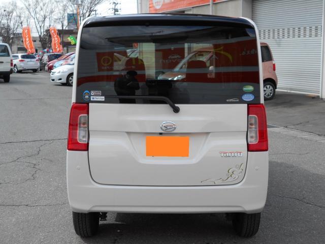 Xターボ SAII 4WD 1年間走行距離無制限保証付き(6枚目)