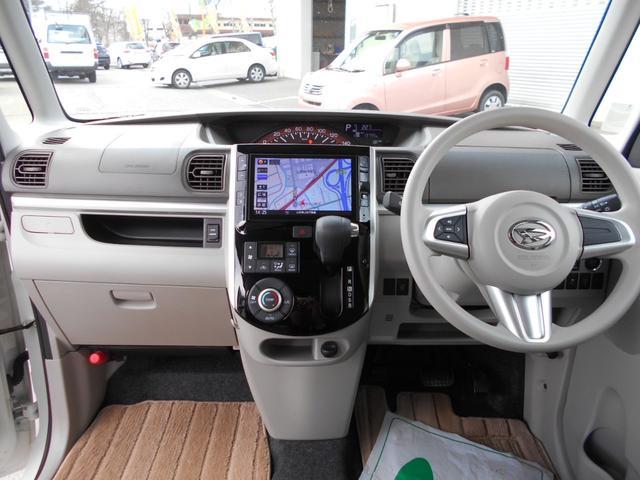 Xターボ SAII 4WD 1年間走行距離無制限保証付き(9枚目)