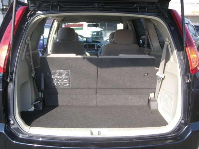 日産 プレサージュ Vエアロ 4WD