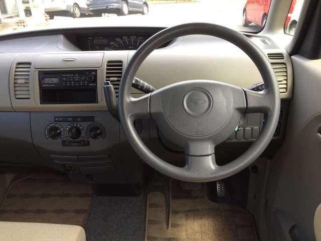 ダイハツ タント L 4WD 純正CD