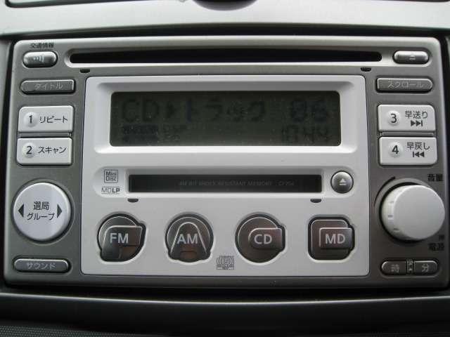 日産 ノート 15X FOUR 4WD 純正CDMD