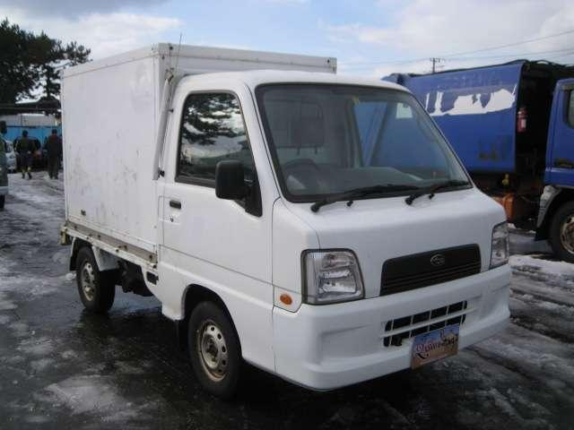 スバル サンバートラック ドライバン 4WD