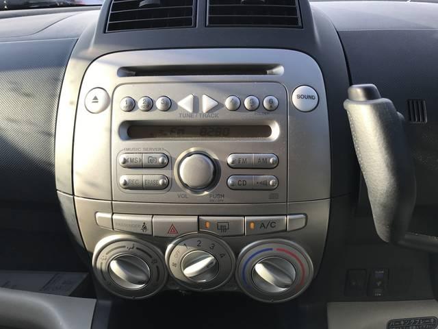 トヨタ パッソ X Fパッケージ 純正CD ミュージックサーバー