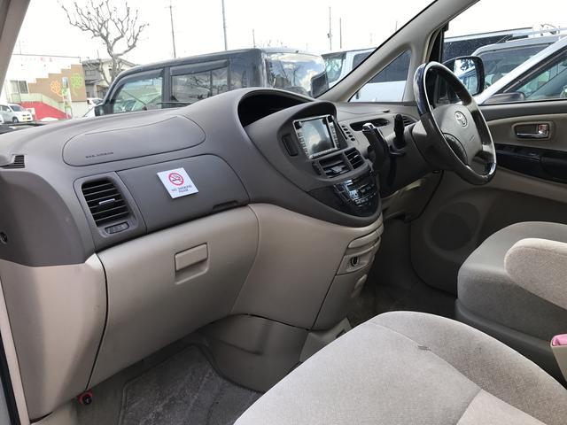 トヨタ エスティマハイブリッド Gセレクション 4WD 両側パワースライドドア CDMD