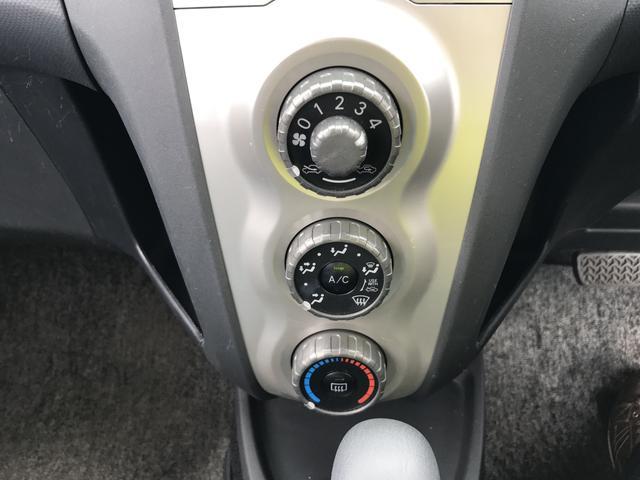 トヨタ ヴィッツ F 4WD 純正CD