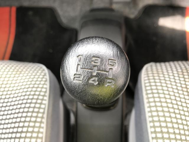 スズキ ワゴンR FX 4WD 5速マニュアル 純正CD