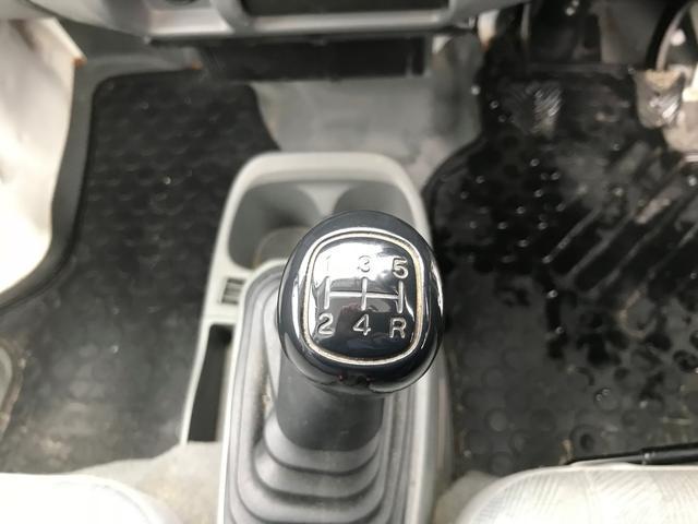 SD 4WD 5速マニュアル(12枚目)