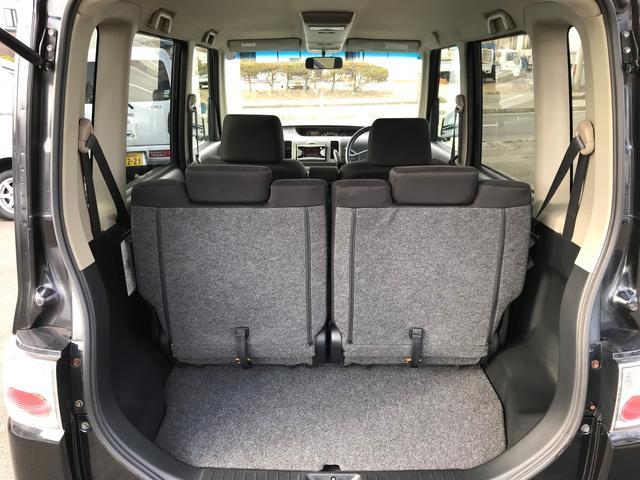 ダイハツ タント カスタムVS 4WD 社外CD オートエアコン 社外アルミ