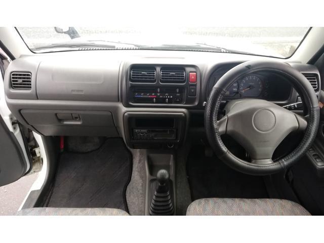 スズキ ジムニー XG 4WD ターボ 5速マニュアル
