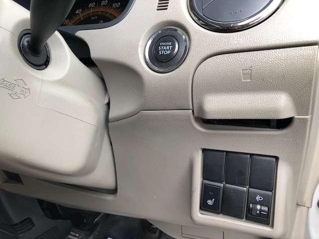 L 4WD 純正CD シートヒーター スマートキー(10枚目)